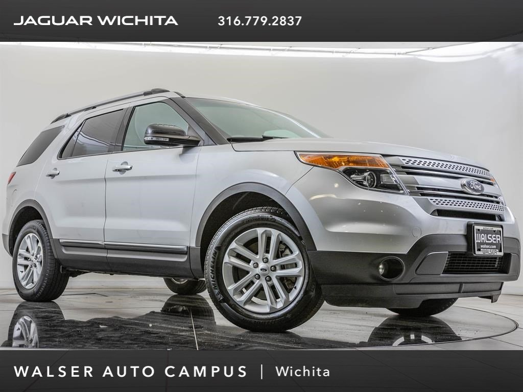 Pre-Owned 2014 Ford Explorer XLT, Exceptional Maintenance History