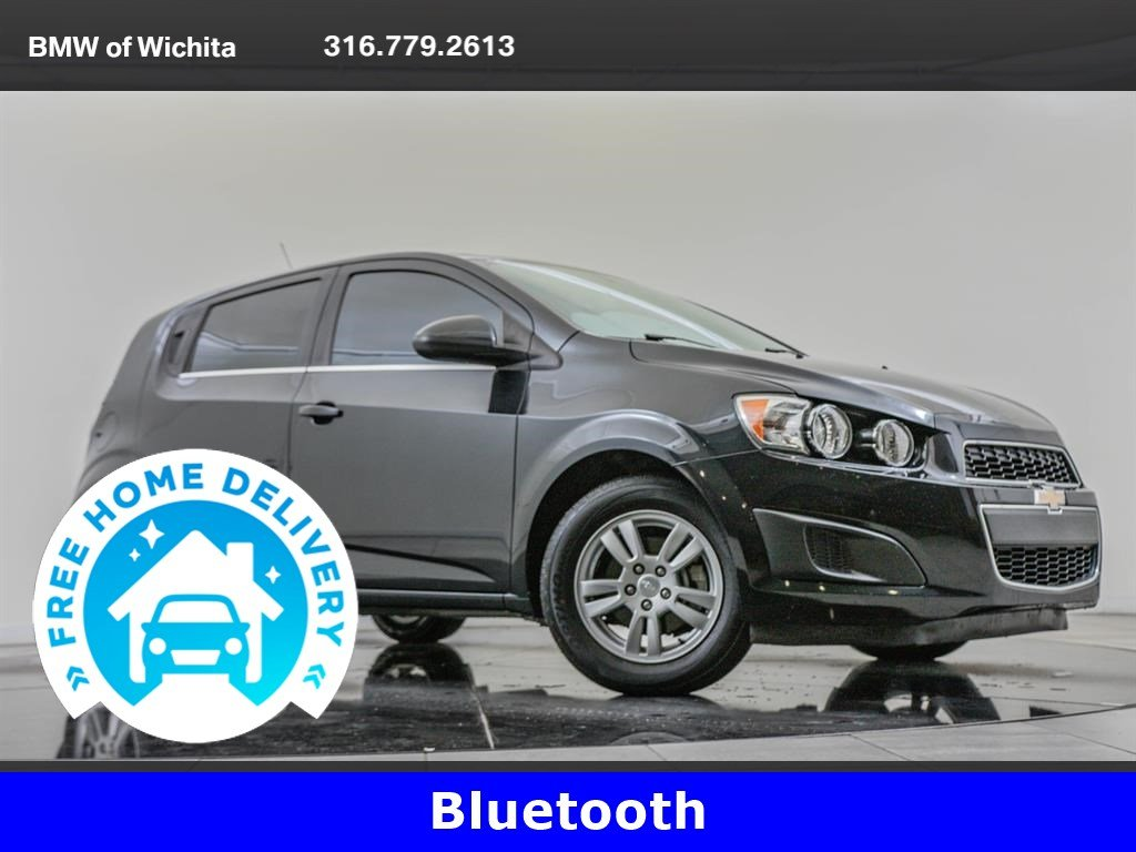 Pre-Owned 2014 Chevrolet Sonic Preferred Equipment Package