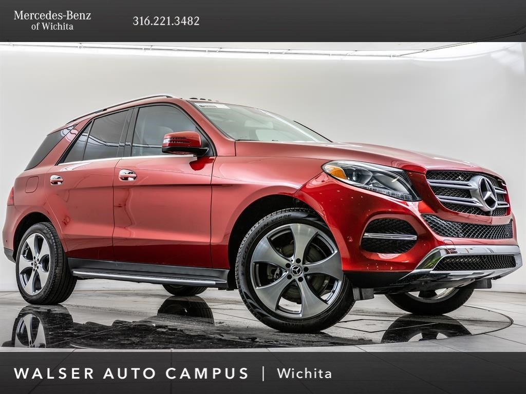 Pre-Owned 2017 Mercedes-Benz GLE GLE 350, Premium 1 Package, 20-Inch Wheels