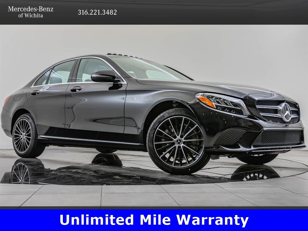 Pre-Owned 2019 Mercedes-Benz C-Class