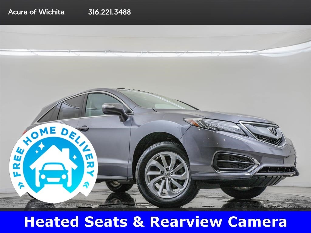 Pre-Owned 2017 Acura RDX Moonroof