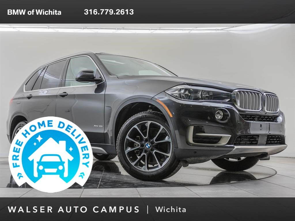 Pre-Owned 2017 BMW X5 Premium Package