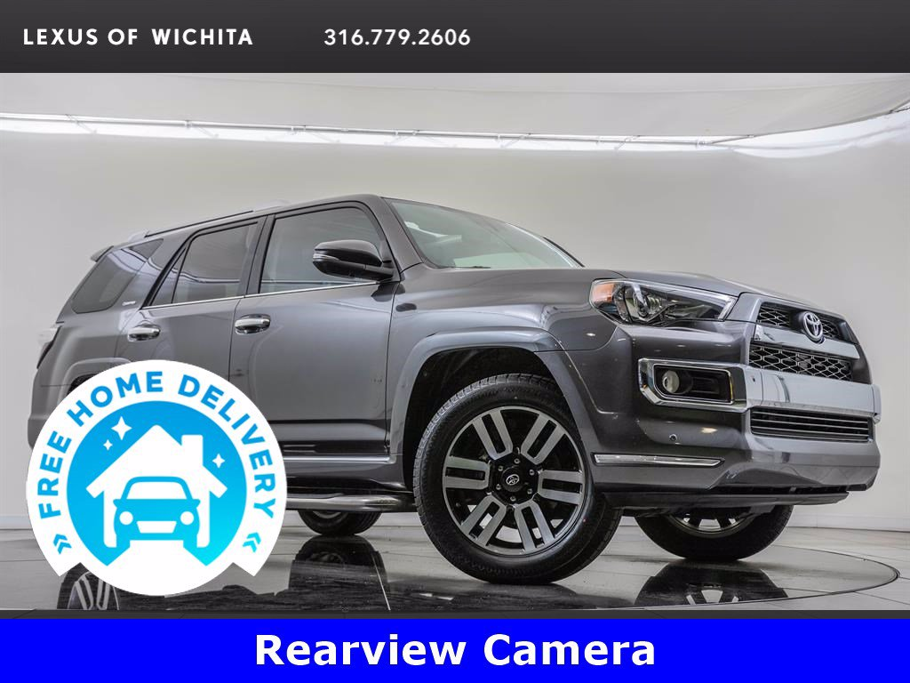 Pre-Owned 2017 Toyota 4Runner Limited Package
