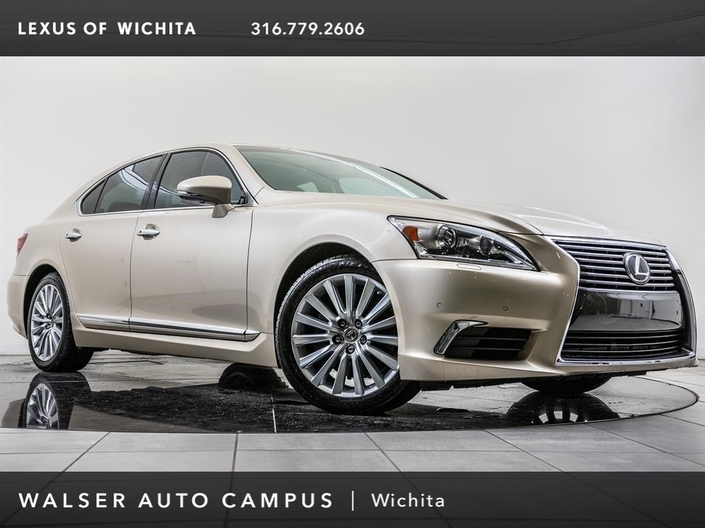 Pre-Owned 2014 Lexus LS 460 Navigation, Comfort Package