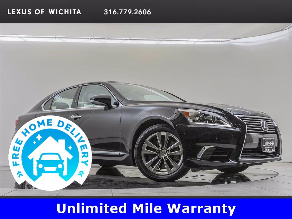 Pre-Owned 2016 Lexus LS 460 Navigation, Comfort Package
