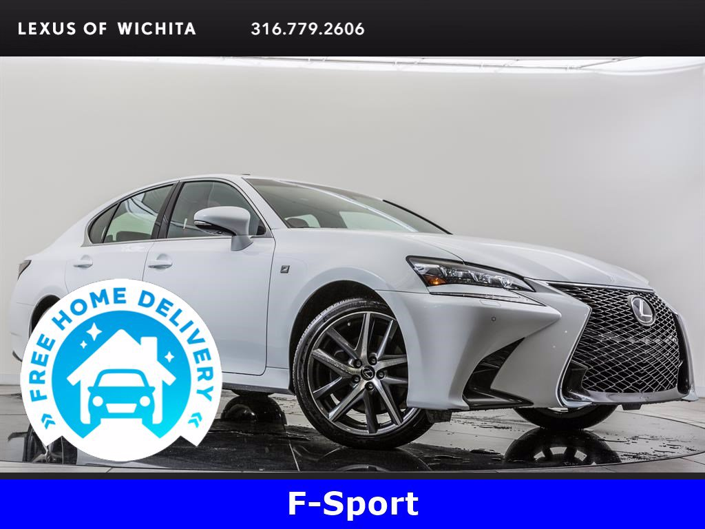 Pre-Owned 2018 Lexus GS 350 F-Sport Package