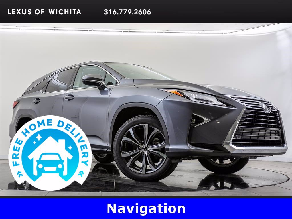 Pre-Owned 2018 Lexus RX 350L Premium Package