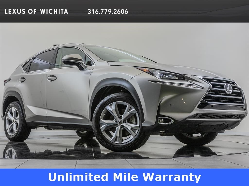 Pre-Owned 2017 Lexus NX Premium Package