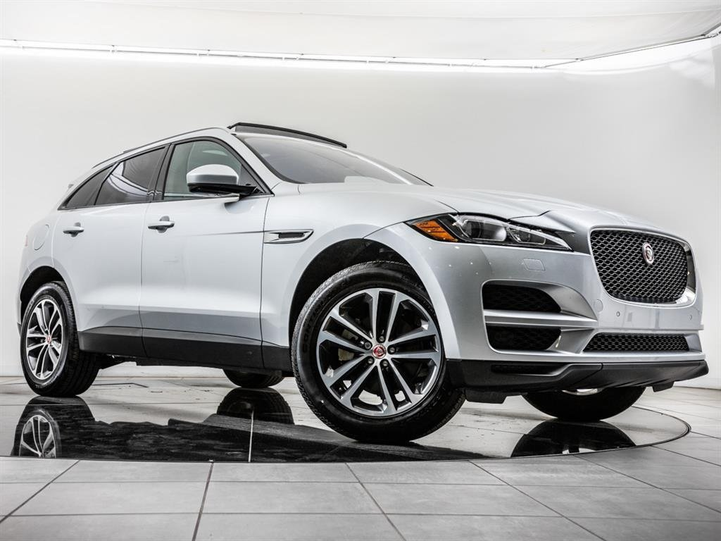 Certified Pre-Owned 2018 Jaguar F-PACE 25t Premium, 100K Certified Warranty