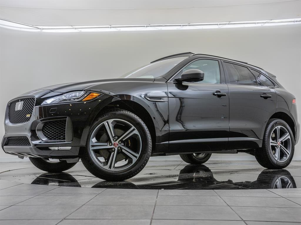 Jaguar Suv F Pace >> New 2020 Jaguar F Pace 300 Sport Limited Edition With Navigation Awd