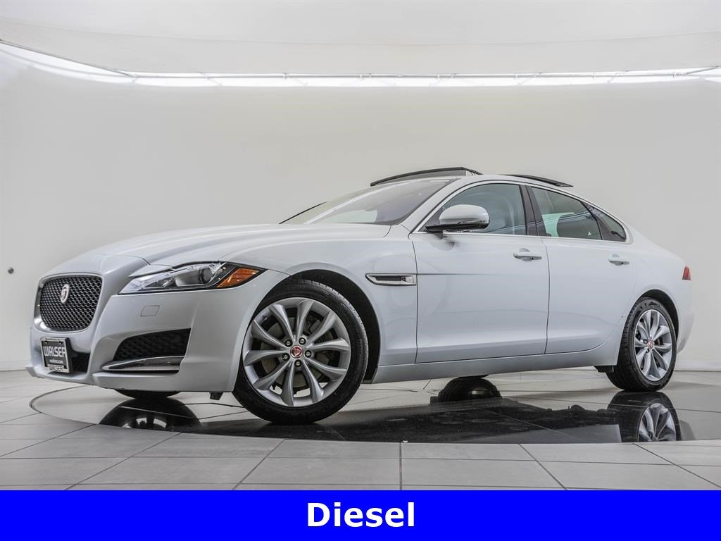 Certified Pre-Owned 2017 Jaguar XF Cold Weather Package