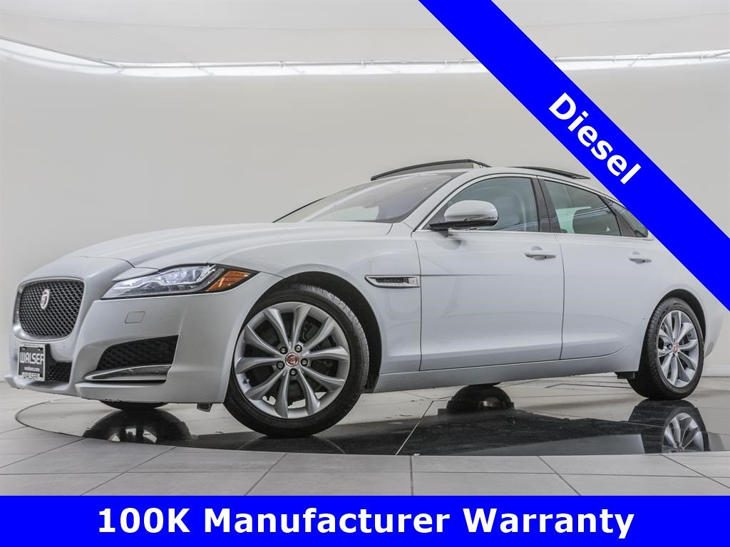 Certified Pre-Owned 2017 Jaguar XF Vision Assist Package