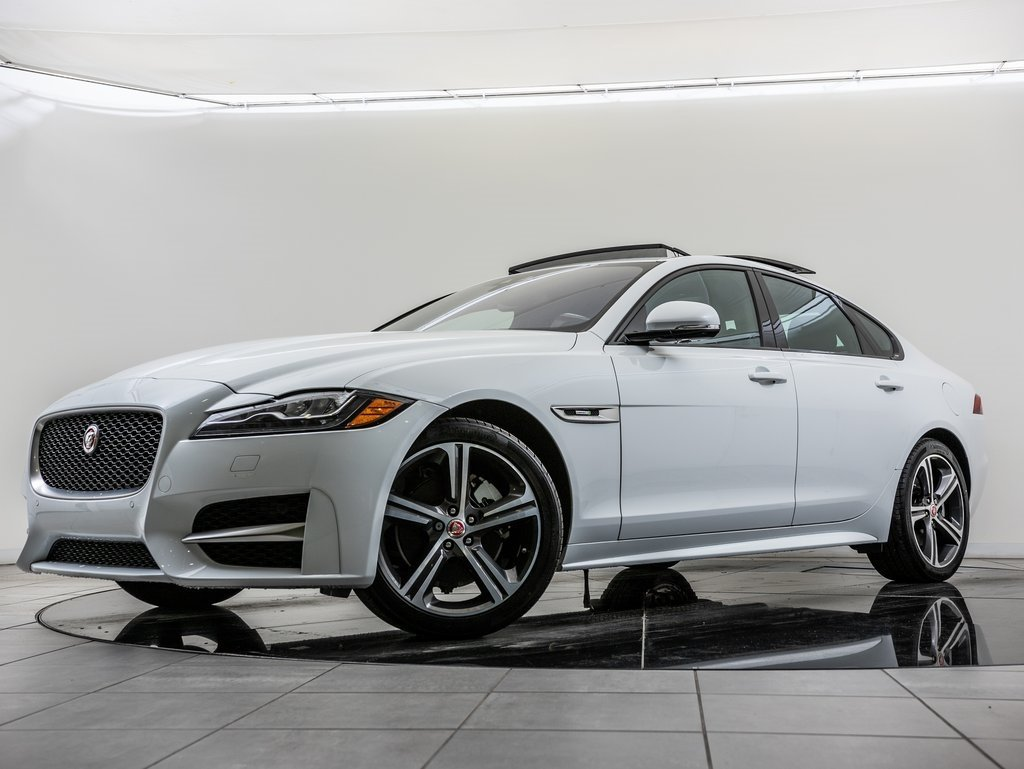 Pre-Owned 2018 Jaguar XF Technology Package