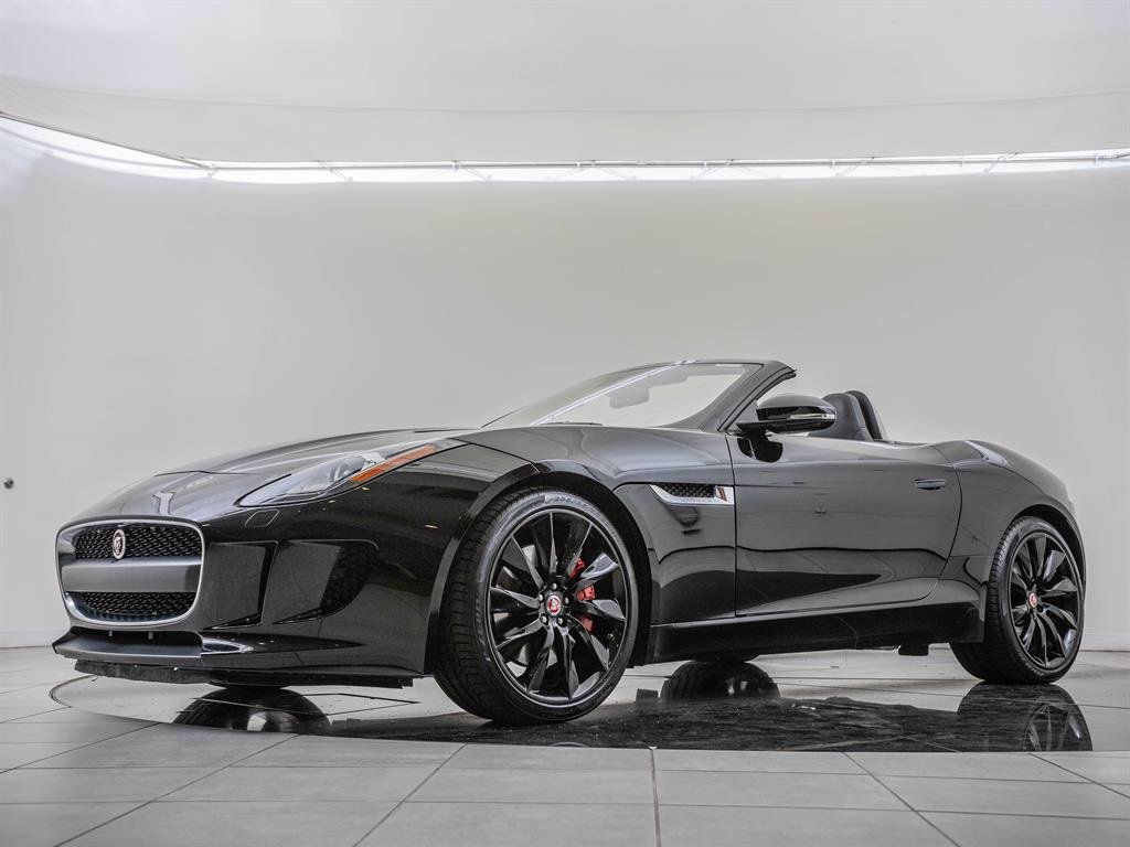 Pre-Owned 2017 Jaguar F-TYPE Climate Package