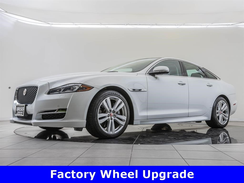 Pre-Owned 2016 Jaguar XJ Factory Wheel Upgrade, XJ Protection Package