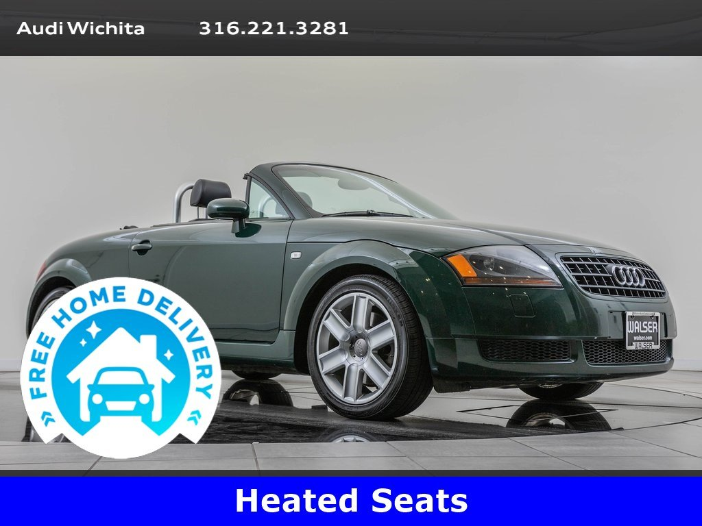 Pre-Owned 2004 Audi TT Premium Package