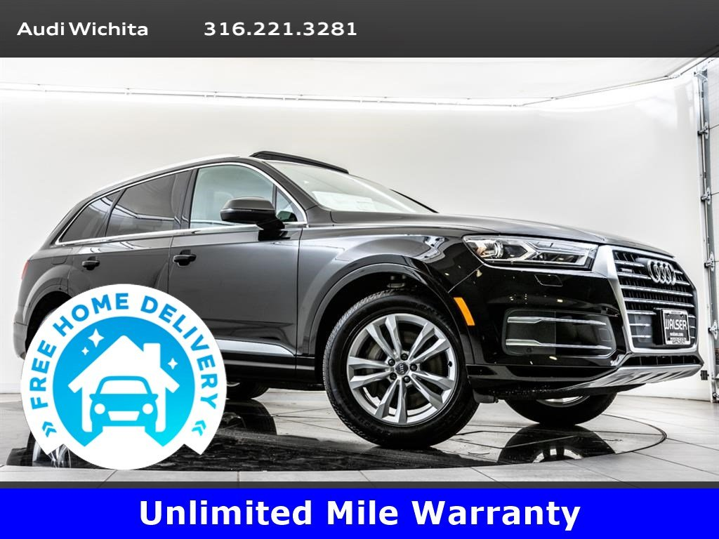 Pre-Owned 2019 Audi Q7 Convenience & Cold Weather Packages