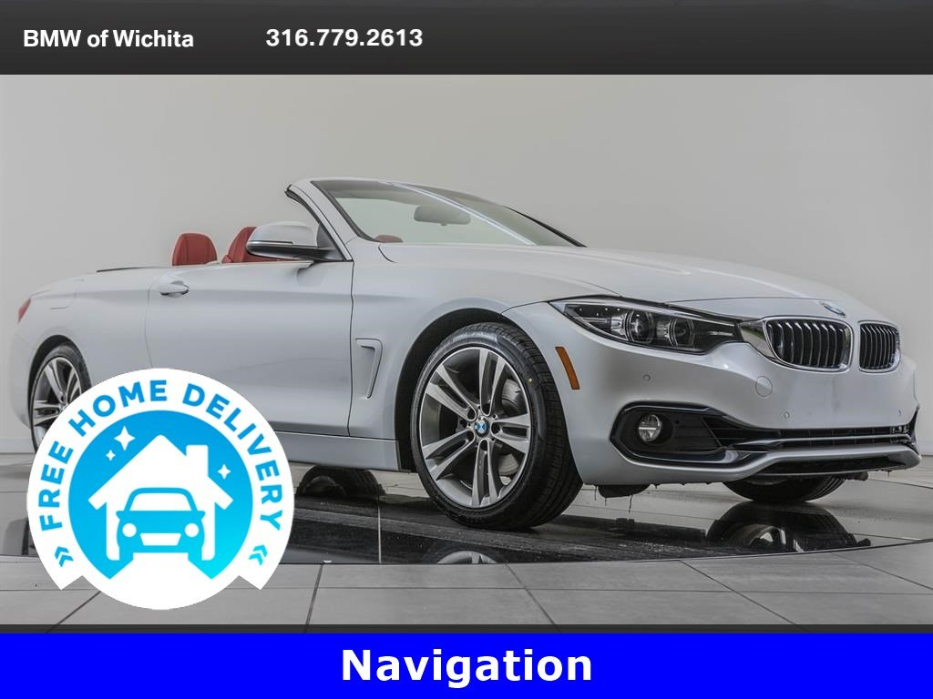 Pre-Owned 2019 BMW 4 Series Convenience Package