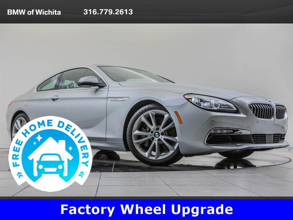 Pre-Owned 2017 BMW 6 Series 640i xDrive, Factory Wheel Upgrade