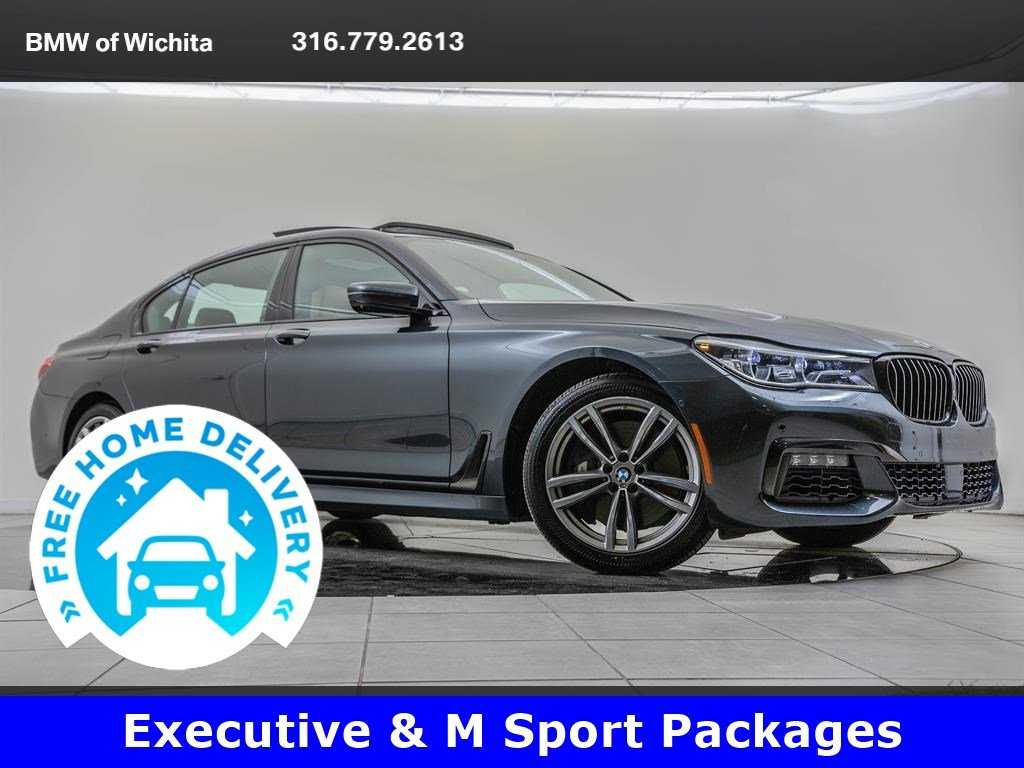 Pre-Owned 2016 BMW 7 Series Navigation, Executive & M Sport Packages