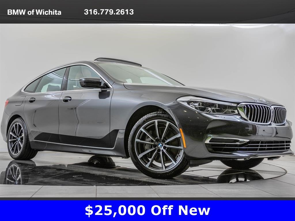 Pre-Owned 2019 BMW 6 Series 640i xDrive, BMW Company Demo