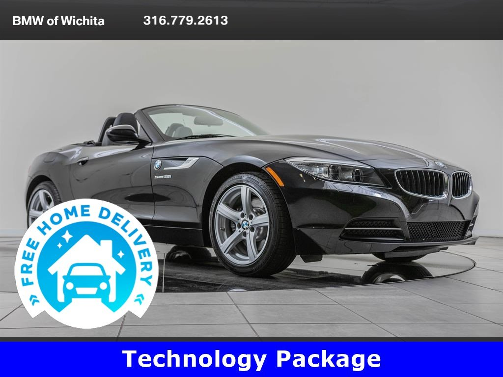 Pre-Owned 2016 BMW Z4 Technology Package