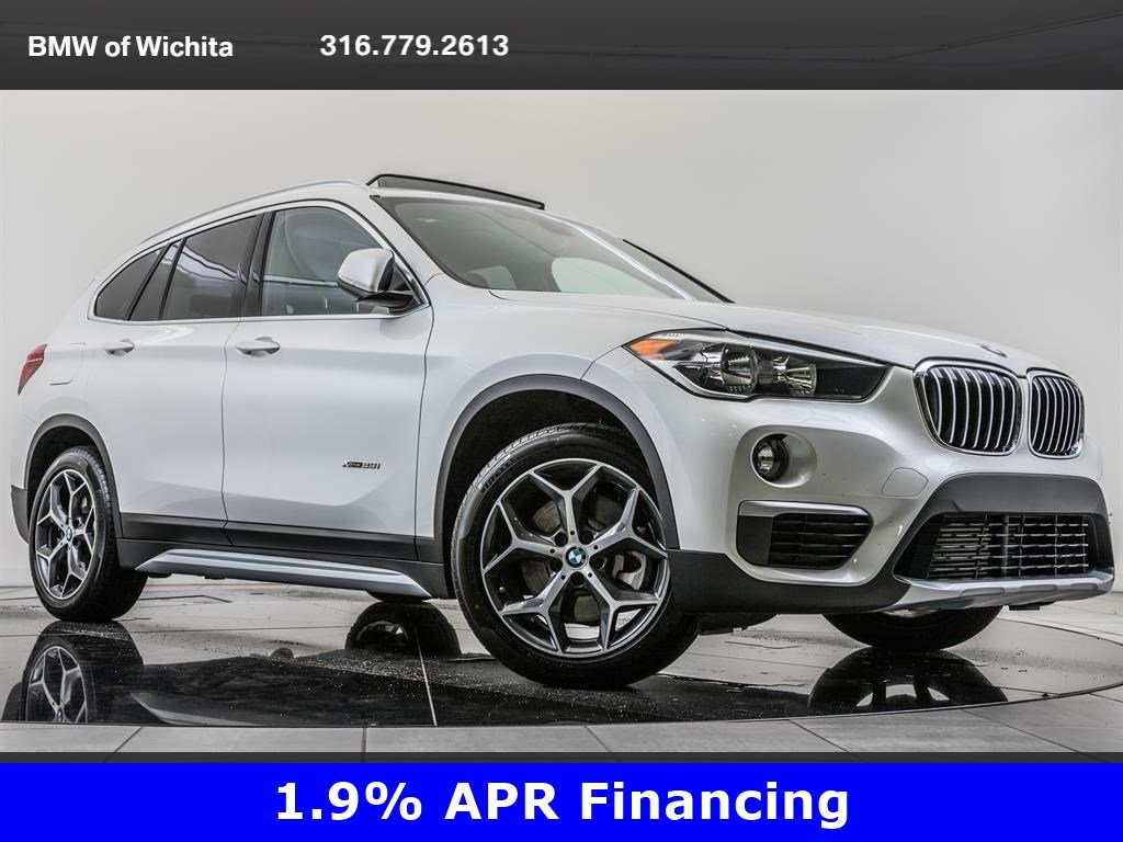 Pre-Owned 2018 BMW X1 xDrive28i, Navigation