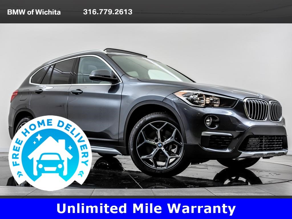 Pre-Owned 2018 BMW X1 Convenience Package