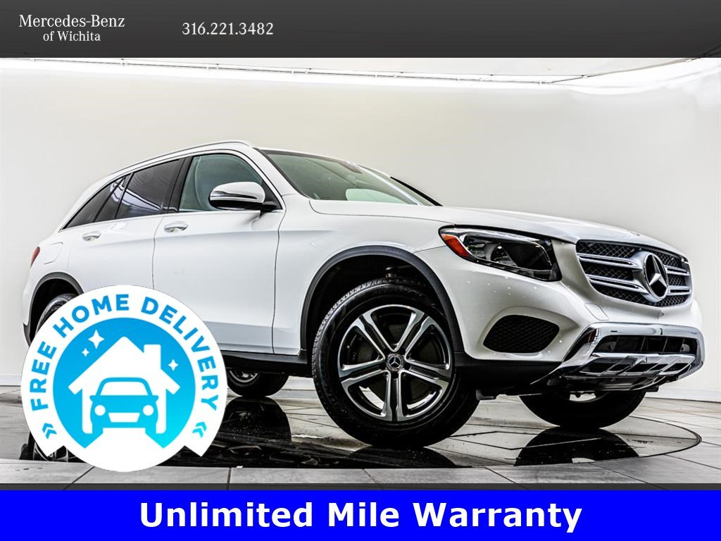 Pre-Owned 2019 Mercedes-Benz GLC Premium 1 Package