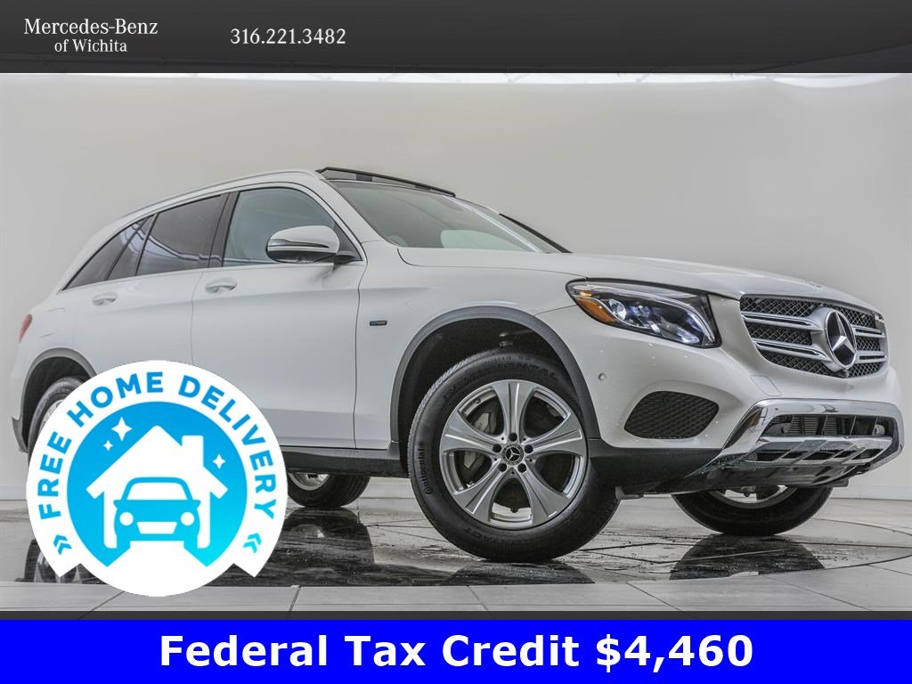 Pre-Owned 2018 Mercedes-Benz GLC GLC 350e 4MATIC®, Premium 1, Parking Assist