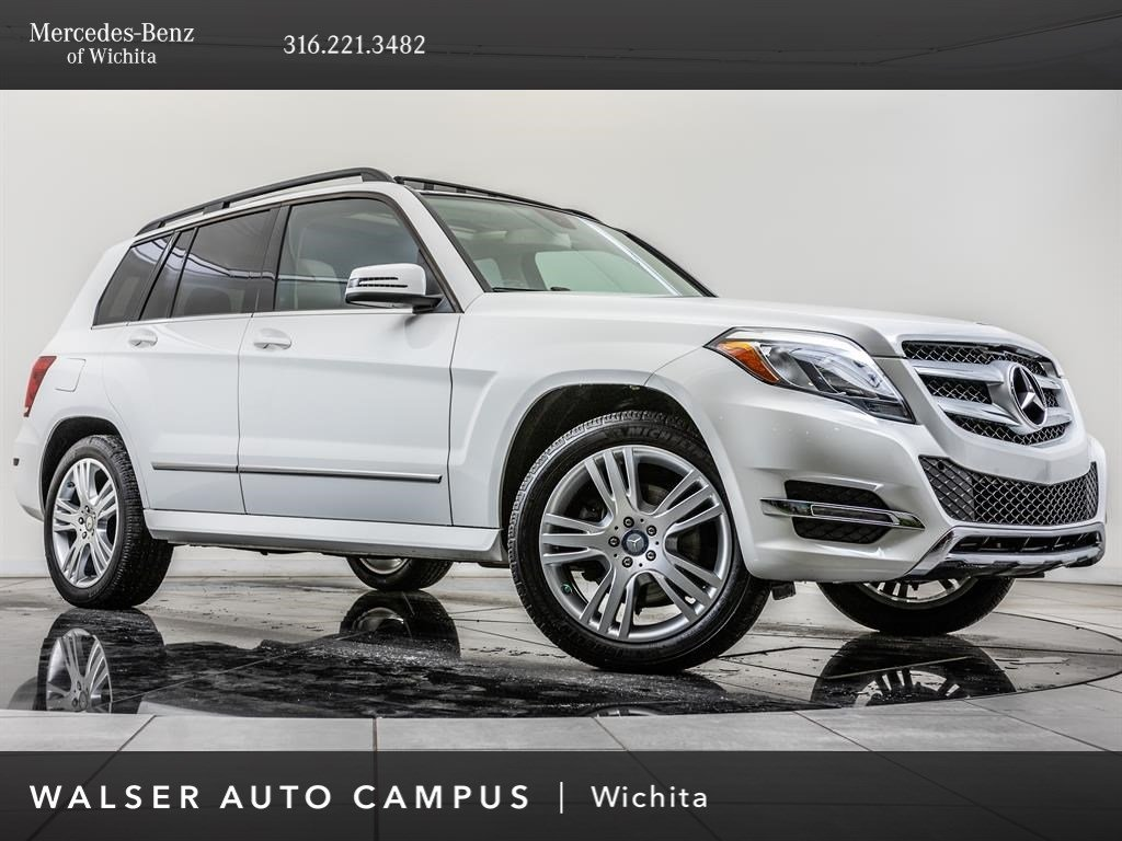 Pre-Owned 2015 Mercedes-Benz GLK GLK 350 4MATIC®, Multimedia Package