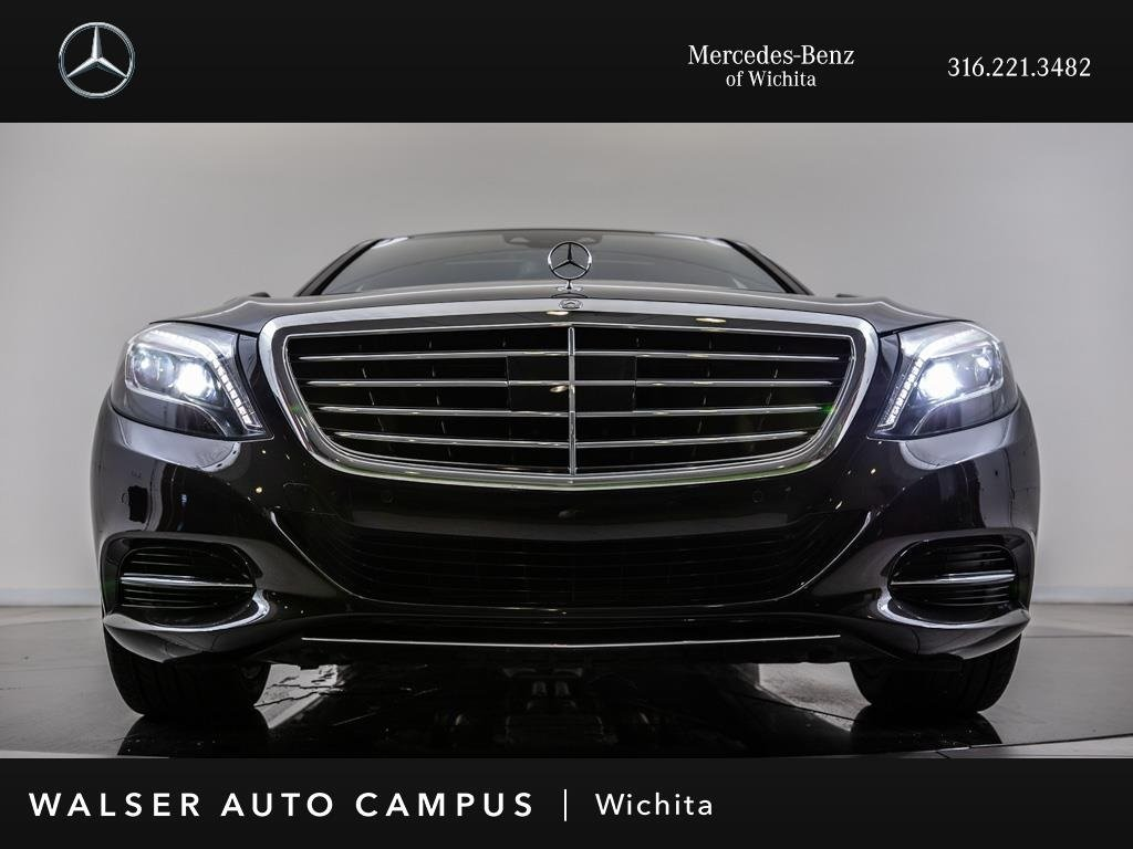 Pre Owned 2014 Mercedes Benz S Class 2014 MERCEDES BENZ S550 (