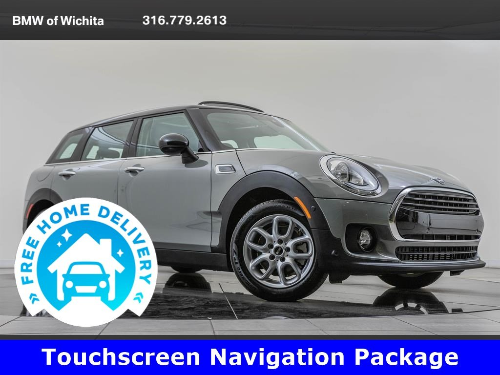 Pre-Owned 2019 MINI Clubman Signature Trim Package