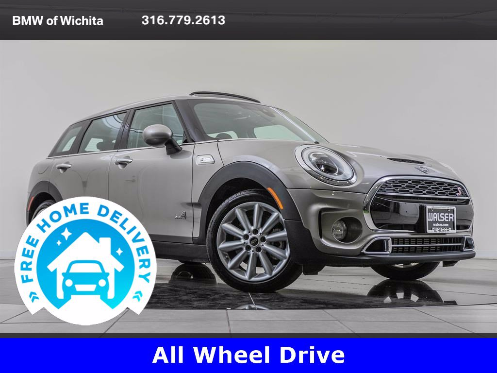 Pre-Owned 2019 MINI Cooper S ALL4 Clubman Signature Trim Package