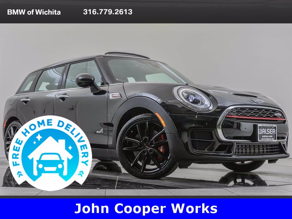Pre-Owned 2019 MINI John Cooper Works Clubman Touchscreen Navigation Package