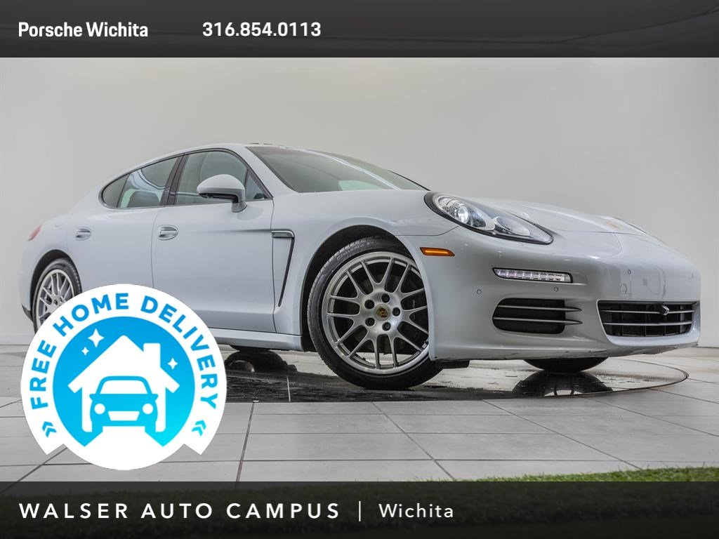 Pre-Owned 2016 Porsche Panamera 4 Edition Premium Package Plus