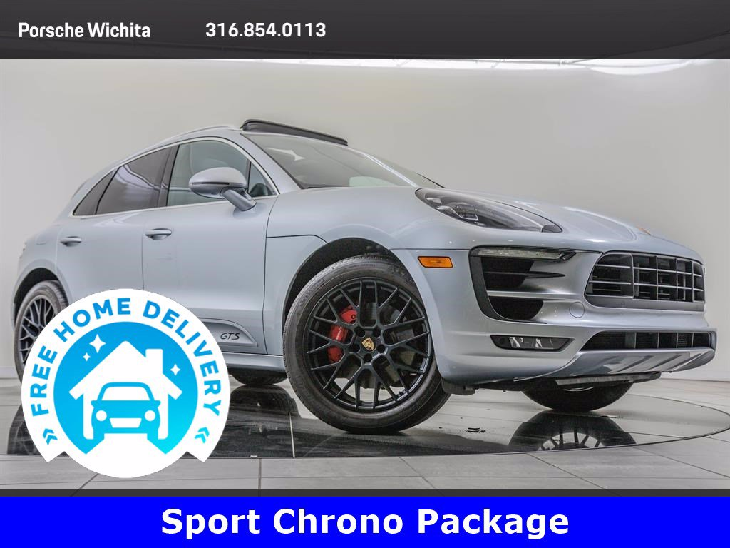 Pre-Owned 2017 Porsche Macan GTS Premium Package Plus