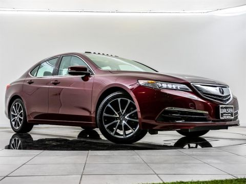 Pre-Owned 2016 Acura TLX Technology Package