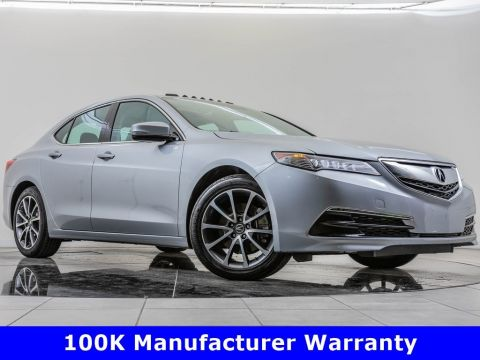 Pre-Owned 2017 Acura TLX Technology Package, 1-Owner Local Car