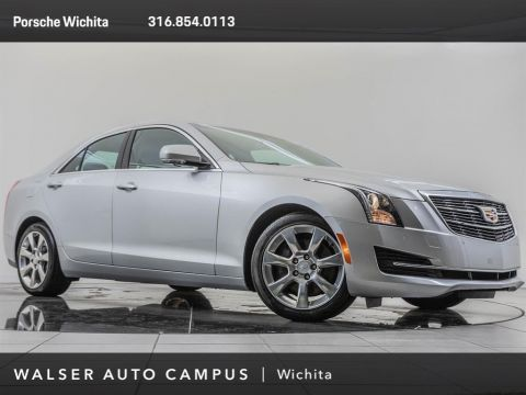 Pre-Owned 2016 Cadillac ATS Sedan LUXU