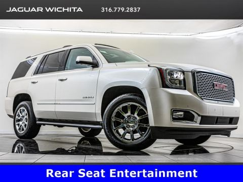 Pre-Owned 2015 GMC Yukon Denali, Rear Seat Entertainment