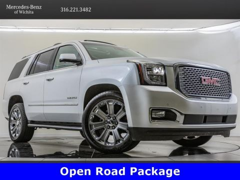 Pre-Owned 2016 GMC Yukon Denali, Rear Seat Entertainment