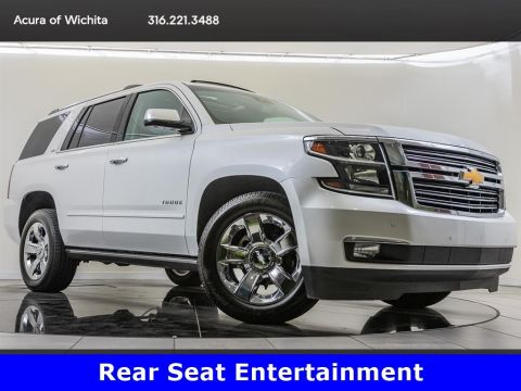 Pre-Owned 2016 Chevrolet Tahoe LTZ, Rear Seat Entertainment