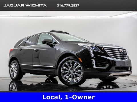 Pre-Owned 2017 Cadillac XT5 Platinum, Navigation, 360-Degree Camera