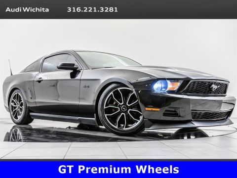 Pre-Owned 2010 Ford Mustang V6, GT Premium Wheels