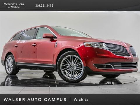 Pre-Owned 2016 Lincoln MKT Elite Pkg, Tech Pkg, Blnd Spt, Navi, THX, Pano Rf