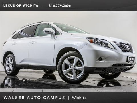 Pre-Owned 2012 Lexus RX 350 Premium Package, Exceptionally Maintained
