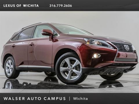 Pre-Owned 2013 Lexus RX 350 Premium Package