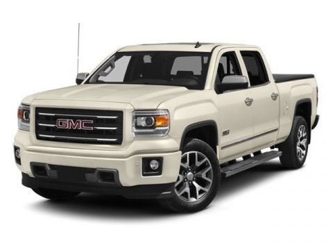 Pre-Owned 2014 GMC Sierra 1500 Denali, Rear Seat Enter, Sunroof, Off-Road Susp