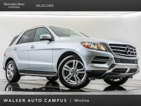 Pre-Owned 2013 Mercedes-Benz M-Class ML350 4MATIC®, Local 1-Owner